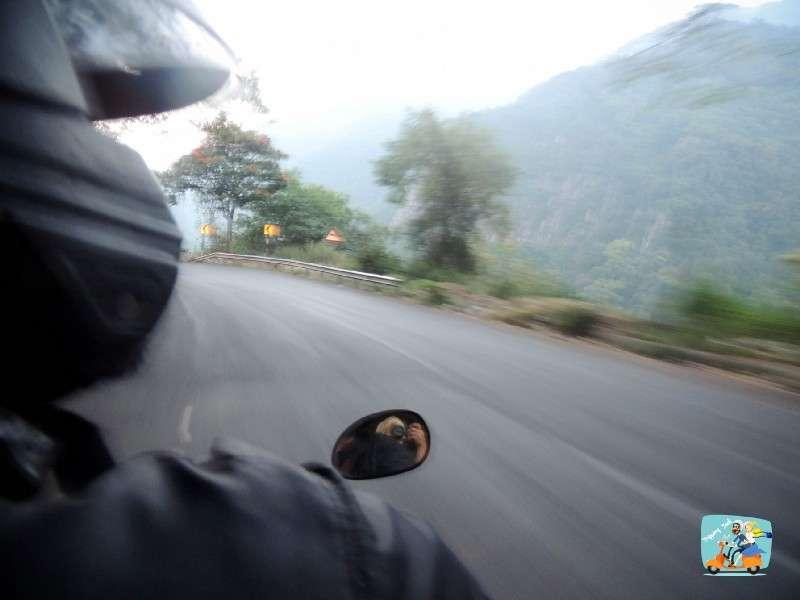 tripping jodi riding to coonoor