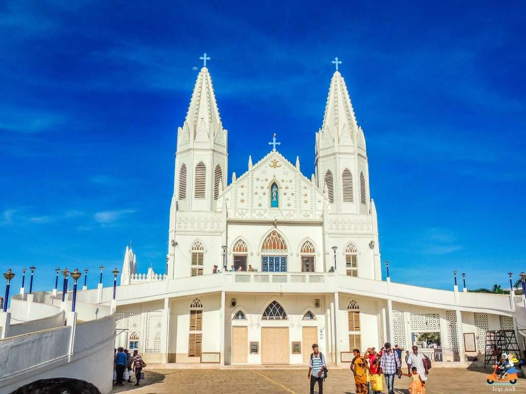 Velankanni Church Room Booking