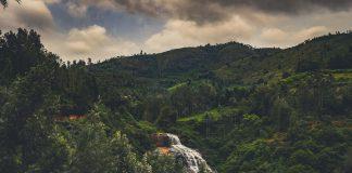 Uyiletti Water Falls / Elk Falls