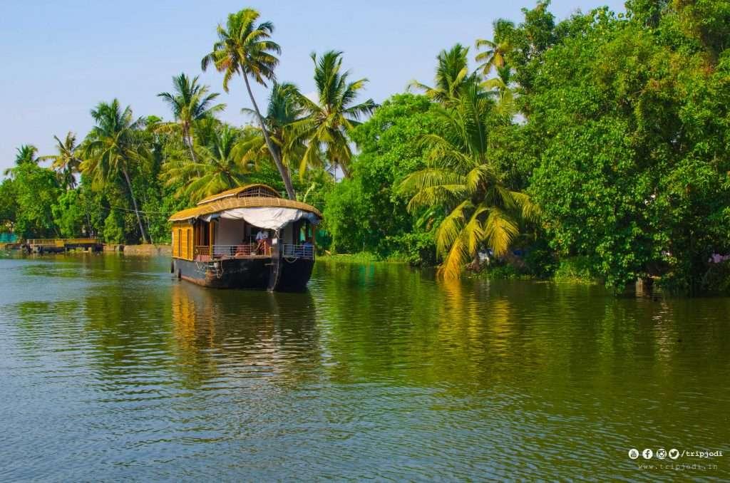 Alleppey Kerala Houseboat Tripjodi
