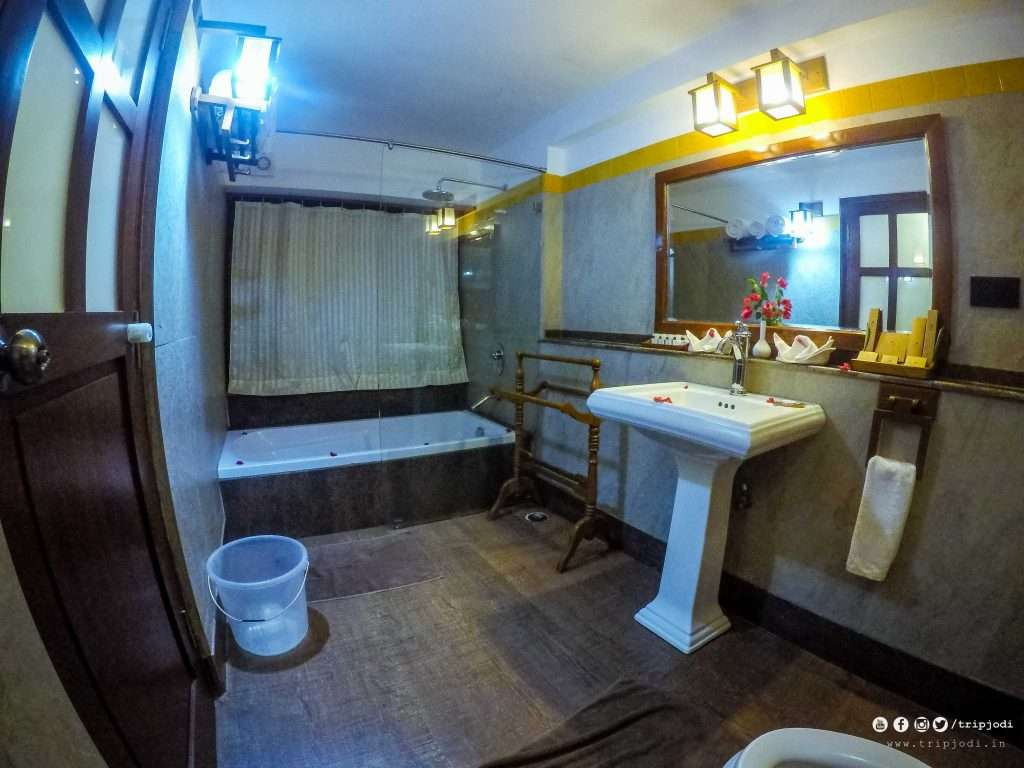Kurumba Village resort by Nature Resorts Bedroom Tripjodi