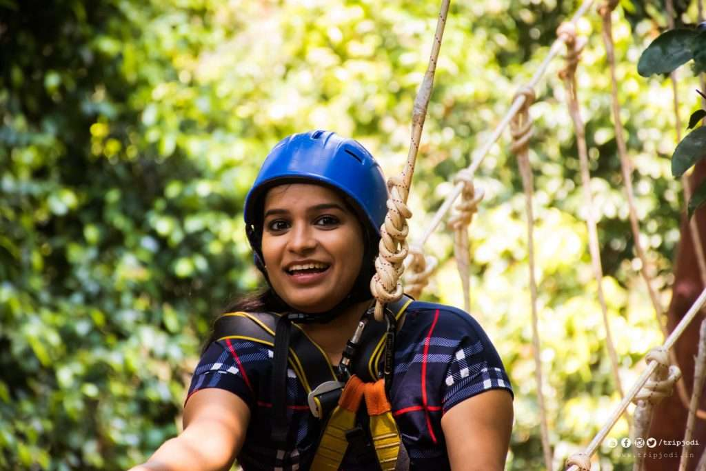 Kurumba Village resort by Nature Resorts adventurous activities Tripjodi